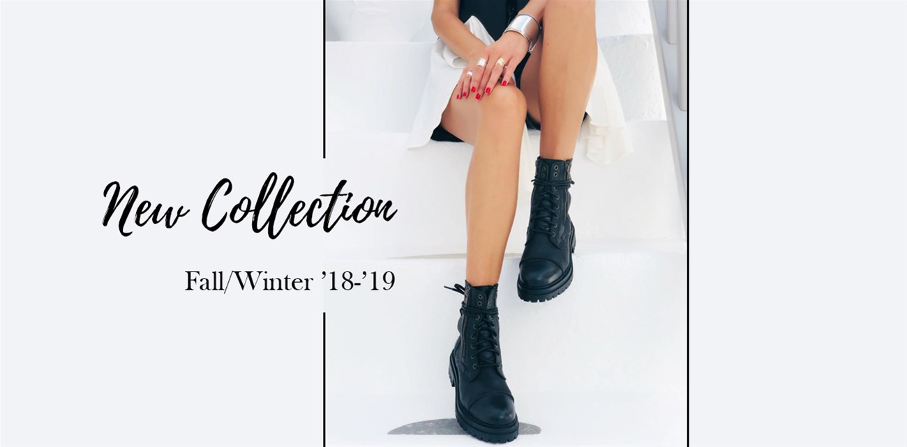 NEW COLLECTION AW18-19