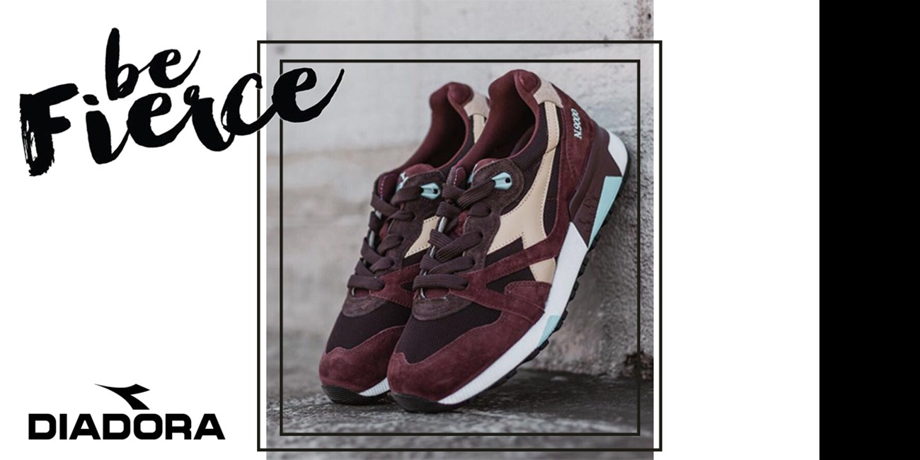 DIADORA N9000 SNEAKERS MAN