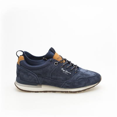 PEPE JEANS ΑΝΔΡΙΚΑ SNEAKERS SUEDE -BOSTON