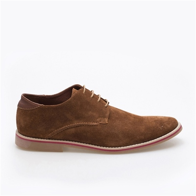KR SMITH SUEDE