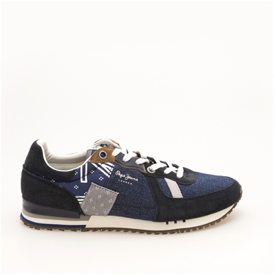 ΑΝΔΡΙΚΑ SNEAKERS PEPE JEANS-DENIM