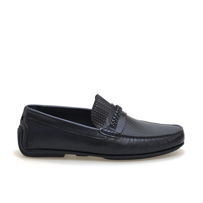 KRICKET MEN LEATHER MOCCASINS 553