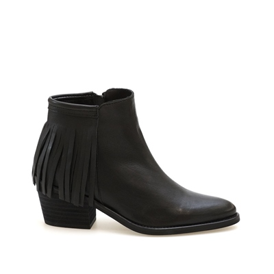 FAVELA WOMAN COWBOY BOOTIES BETTY
