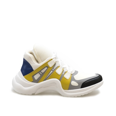 FAVELA WOMAN STYLISH SNEAKERS 180406