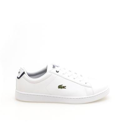 LACOSTE ΓΥΝΑΙΚΕΙΑ SNEAKERS ΛΕΥΚΑ CARNABY