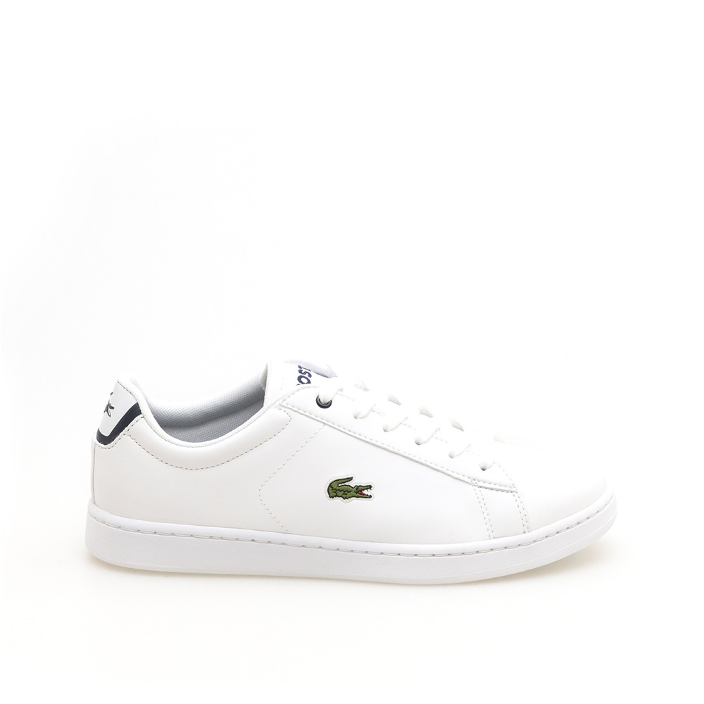 b3a8758003 LACOSTE ΓΥΝΑΙΚΕΙΑ SNEAKERS ΛΕΥΚΑ CARNABY