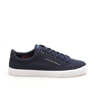 PEPE JEANS | ΑΝΔΡΙΚΑ CASUAL SHOES ΔΕΤΑ NEW NORTH