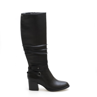 TAMARIS WOMAN LEATHER BOOTS 25563
