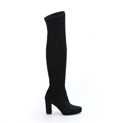KRICKET WOMAN SUEDE OVER THE KNEE BOOTS 6806