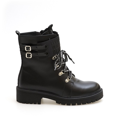 FAVELA WOMAN TRENDY ARMY BOOTS 180464